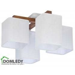 LAMPA SUFITOWA TORA WHITE 4163