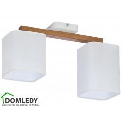 LAMPA SUFITOWA TORA WHITE 4162