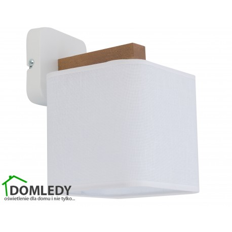 LAMPA KINKIET TORA WHITE 4161