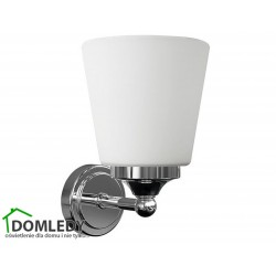 LAMPA KINKIET BALI WHITE 9354