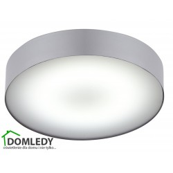 LAMPA PLAFON ARENA SILVER 6770