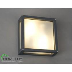 LAMPA KINKIET ELEWACYJNY INDUS GRAPHITE II 4440