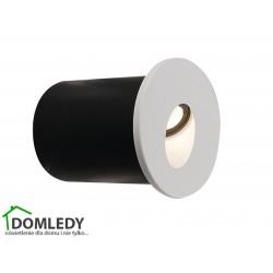 LAMPA OPRAWA WPUSZCZANA ZEWNĘTRZNA OIA LED WHITE 9103