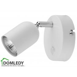 LAMPA KINKIET TOP WHITE 4411