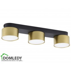 LAMPA SUFITOWA SPACE GOLD 6142
