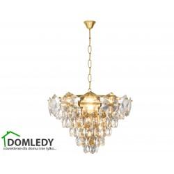 MILAGRO LAMPA WISZĄCA SELENA GOLD ML5988