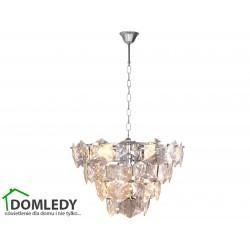 MILAGRO LAMPA WISZĄCA DIANA CHROME ML5985