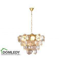 MILAGRO LAMPA WISZĄCA DIANA GOLD ML5986