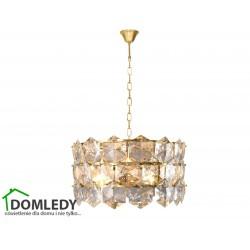 MILAGRO LAMPA WISZĄCA AUSTIN GOLD ML5990
