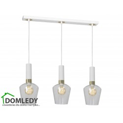 MILAGRO LAMPA WISZĄCA ROMA WHITE MLP6488