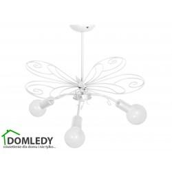 MILAGRO LAMPA MOTYL 2 WHITE 3xE27 MLP5333