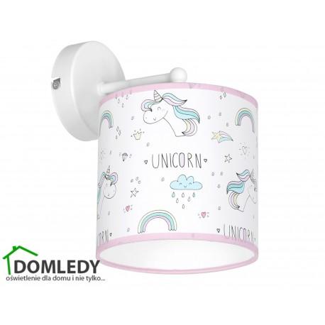 MILAGRO LAMPA KINKIET UNICORN 1xE27  MLP4940
