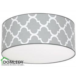 LAMPA SUFITOWA PIERRE GREY 4413