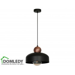 MILAGRO LAMPA WISZĄCA HARALD BLACK 3772