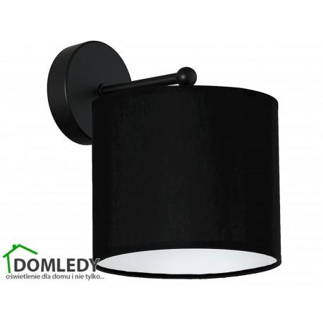 MILAGRO LAMPA KINKIET BARI BLACK 4692