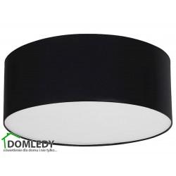 MILAGRO LAMPA SUFITOWA BARI BLACK 4695