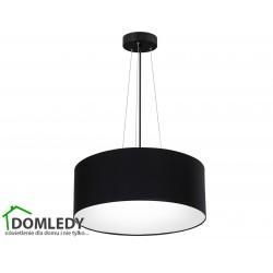 MILAGRO LAMPA WISZĄCA BARI BLACK 4698