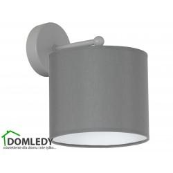 MILAGRO LAMPA KINKIET BARI GREY 4683