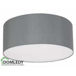MILAGRO LAMPA SUFITOWA BARI GREY 4685