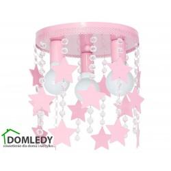MILAGRO LAMPA SUFITOWA STAR 1128