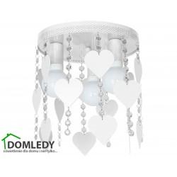MILAGRO LAMPA SUFITOWA CORAZON 1148