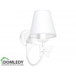 MILAGRO LAMPA KINKIET ALICE WHITE 959